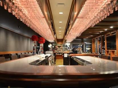 Stem Wine Bar interior