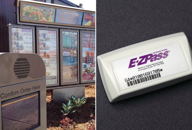 Buy your next Frosty with an E-Z Pass