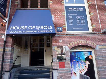 House of Bols Amsterdam