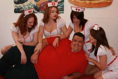 Heart Attack Grill nurses