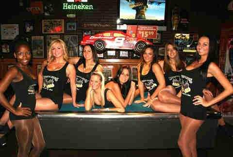 Players bikini bar lubbock