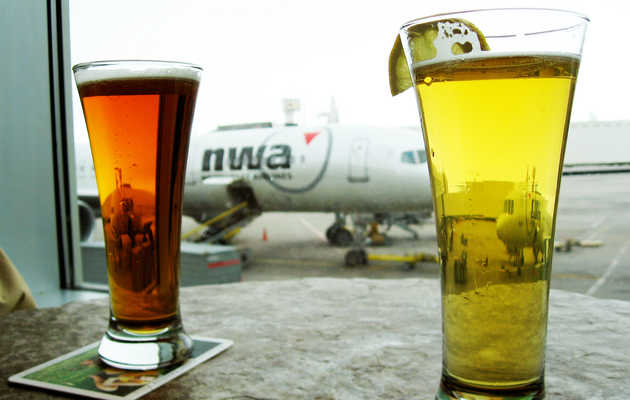 The best US airports for beer snobs