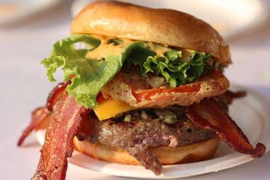 three corners larkburger