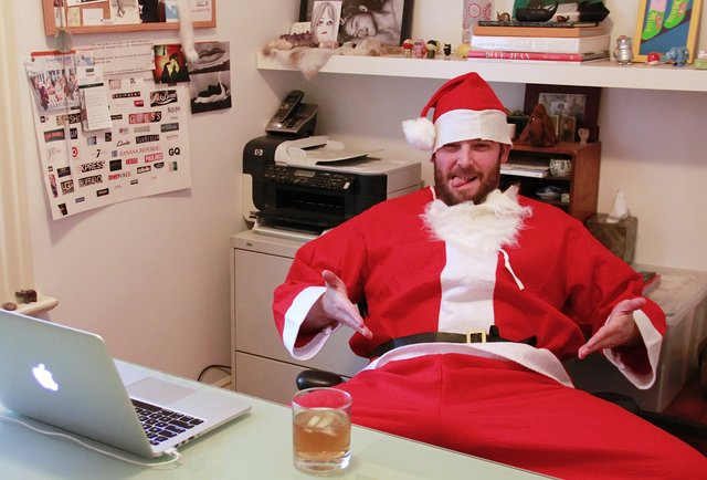 How to NOT get fired while attending your holiday office party