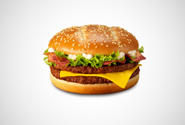 McDonald\'s France now offering America-inspired \