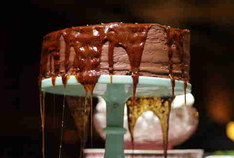 chocolate layer cake butter midtown new york