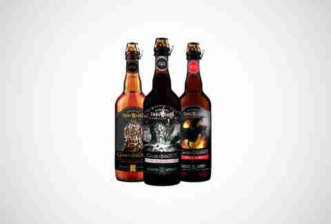 Game of Thrones fourth beer