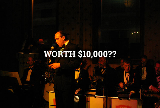 Spend $10000 this New Year\'s on the fanciest dinner imaginable