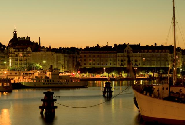 Destination: Stockholm