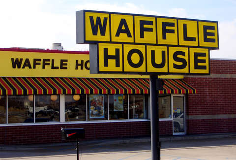 Image result for gross waffle house