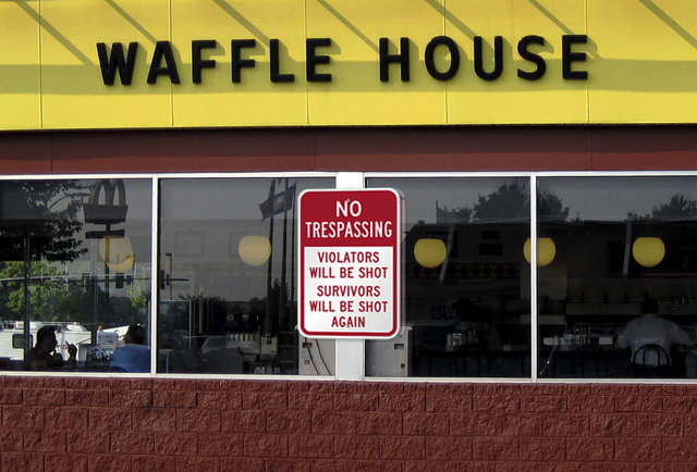 12 things you didn\'t know about Waffle House