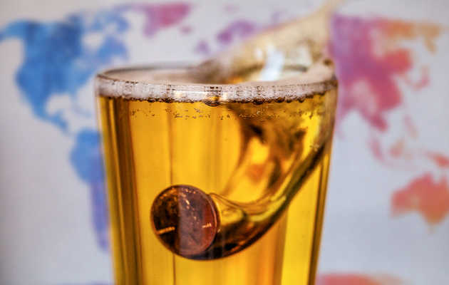 Where's the cheapest beer in the world?