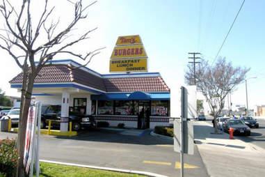 tam's burgers LA