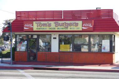 TOM'S BURGERS LA