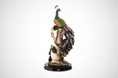 Peacock's Garden Sculpture