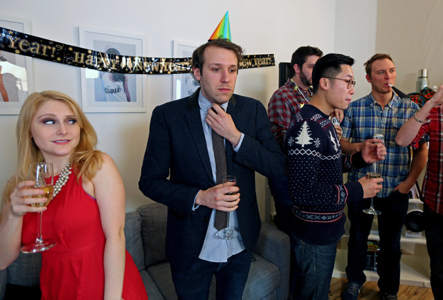 The 27 people you see at every New Year\'s Eve party