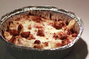 Italian Sausage Marinara Pasta