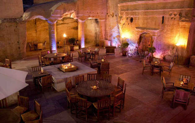 Drinking Underground: The world's 6 best bars in caves