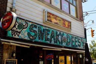 Resolution Breaking Restaurants Toronto