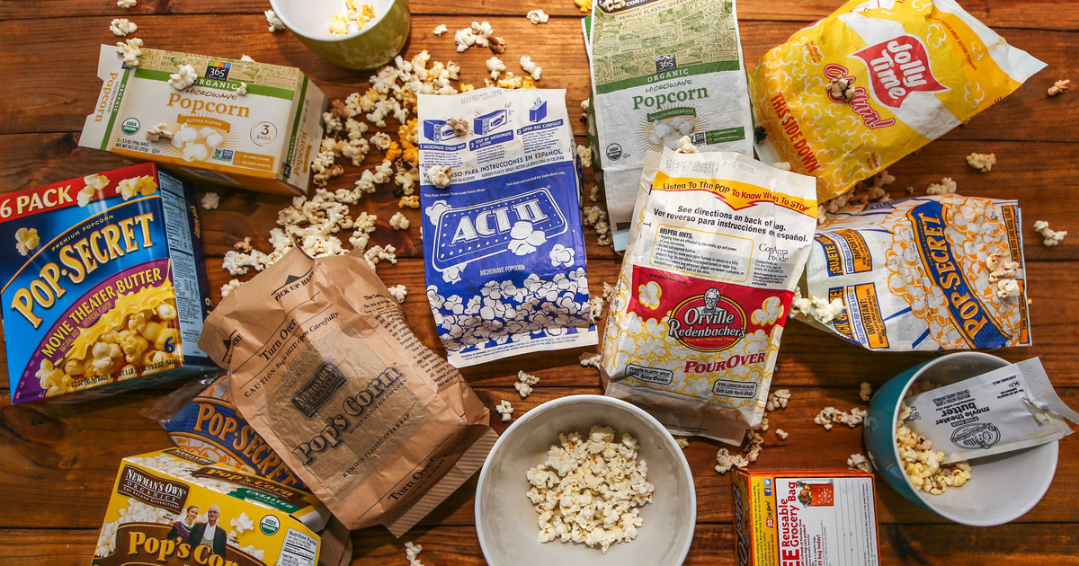 The Best Microwave Popcorn Money Can Buy Thrillist