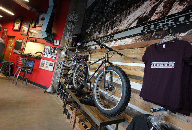 Oskar Blues opens a taqueria that doubles as a bike shop, because why not