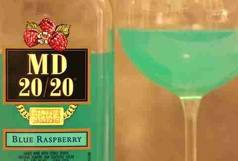 Bum Wine Comparing Wild Irish Rose Thunderbird Cisco Wine And