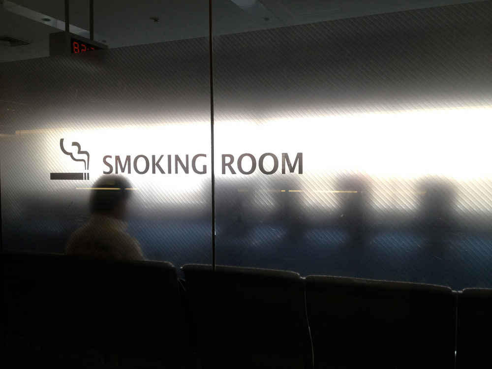 US Airports You Can Still Smoke