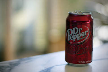 Dr. Pepper can