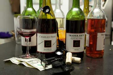 Trader Joe's wines
