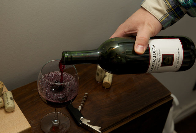 We Made a Sommelier Taste All the Trader Joe\'s Two Buck Chuck