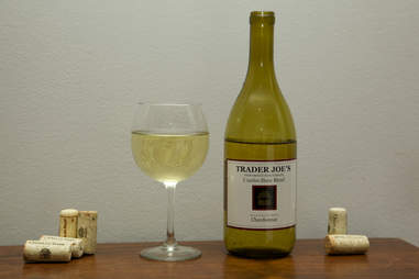 Trader Joe's Chardonnay