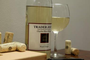 Trader Joe's Pinot Grigio