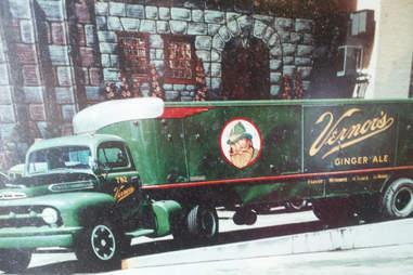Vernor's Truck Detroit