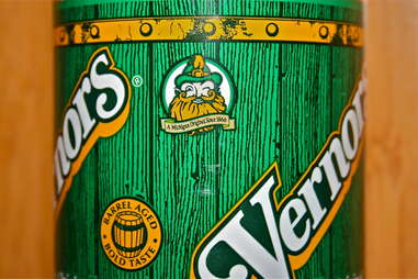 Gnome Vernors Detroit