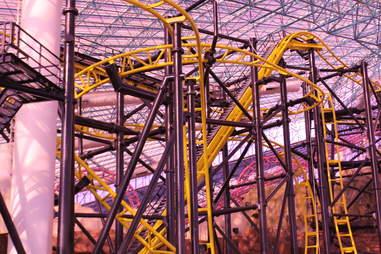 MGM Resorts International roller coaster