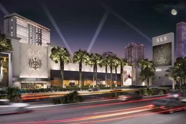 The SLS Las Vegas
