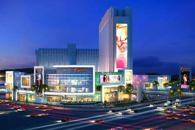 The Shops at the New Tropicana