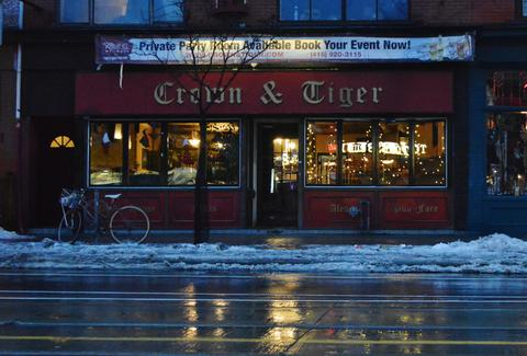 Crown and Tiger Toronto