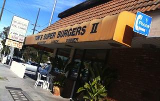 Tom's Super Burger