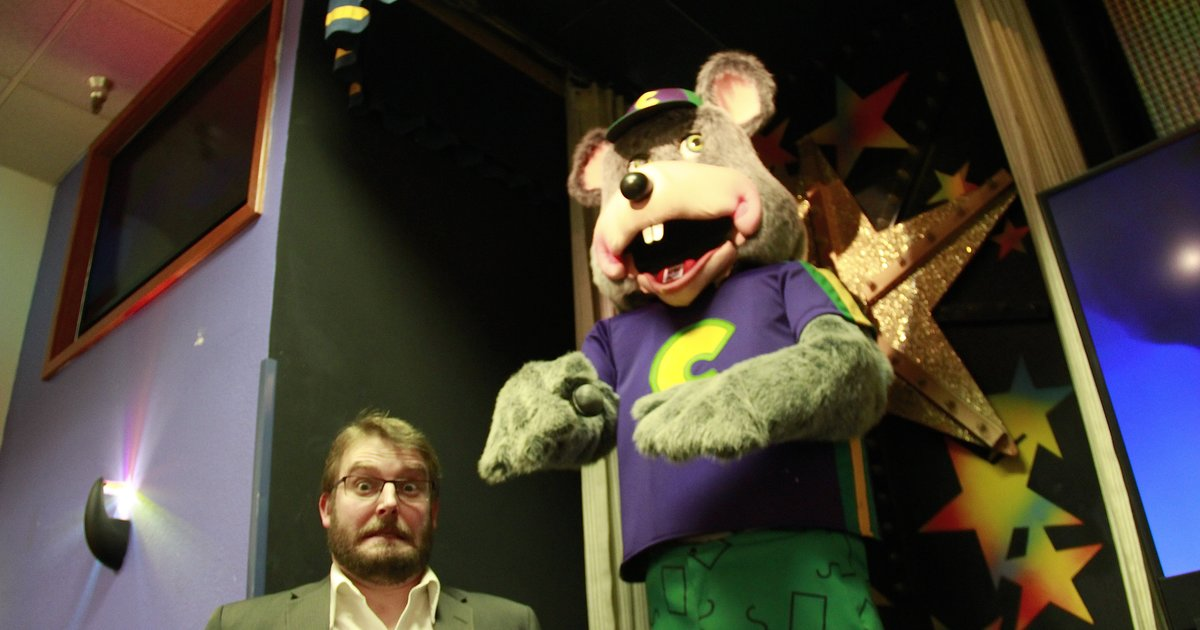 Is Chuck E Cheese S Still The Magical Wonderland You