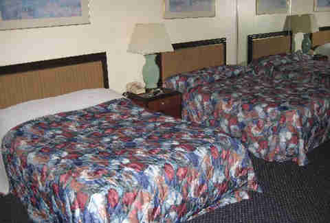 King Room at Rodeway Inn Meadowlands - East Secaucus, NJ