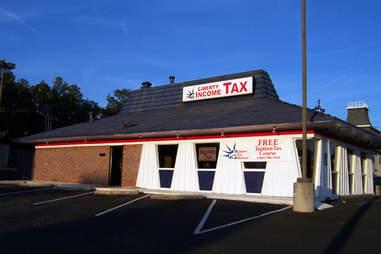 Liberty Income Tax Pizza Hut