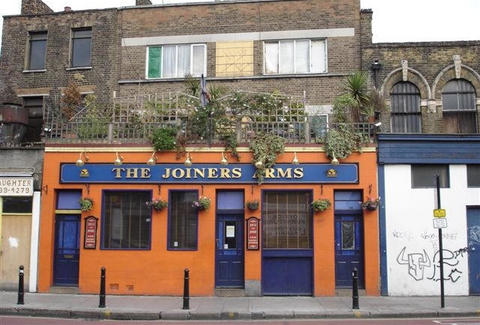 The Joiners Arms London