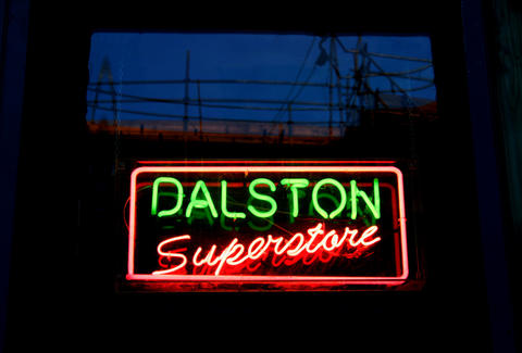 Dalston Superstore London