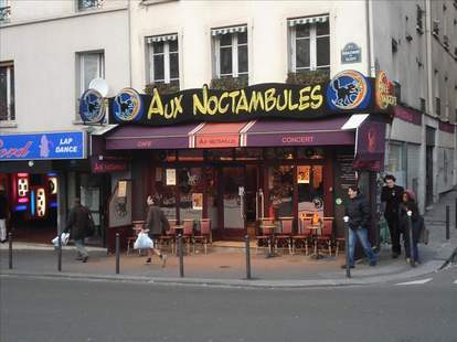Aux Noctambules Paris