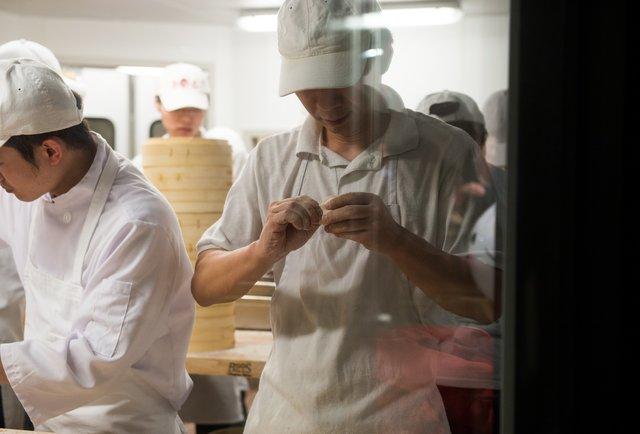 Unbeatable pork dumplings from Hong Kong (and Bellevue) in U-Village