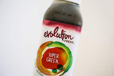 evolution super green smoothie