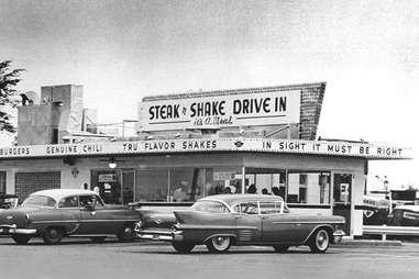 Vintage Steak 'n Shake photo