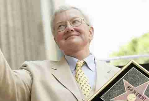 Roger Ebert thumbs up