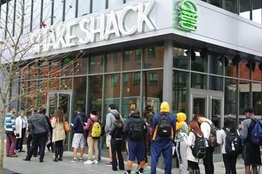 Shake Shack Philadelphia